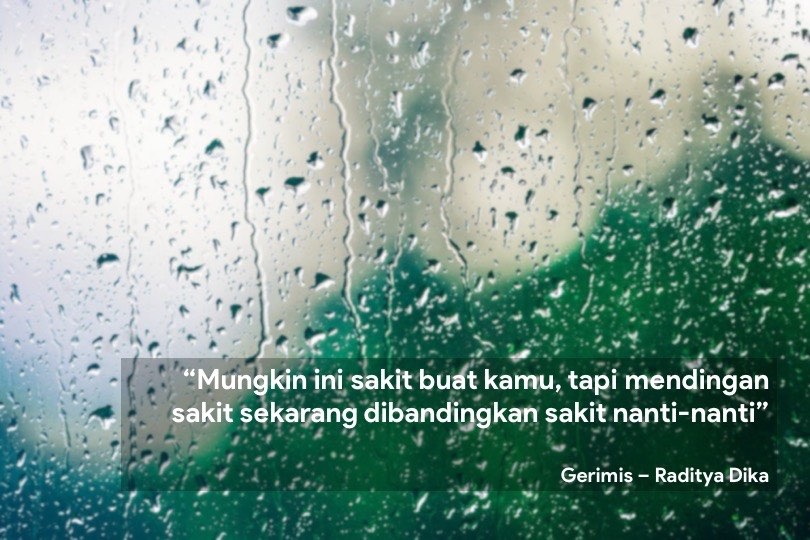 Quotes gerimis, background via pexels.com