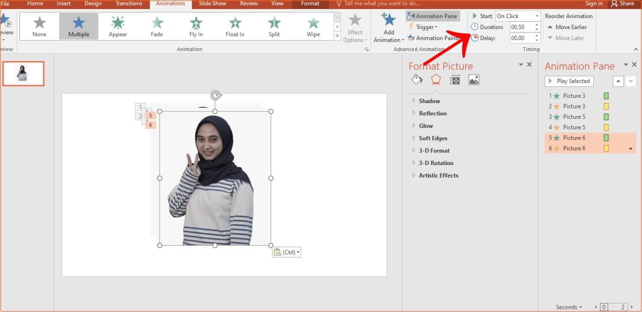 Cara Bikin Gif Atau Animasi Bergerak Untuk Powerpoint Tak Perlu Convert Dari Photoshop Lagi