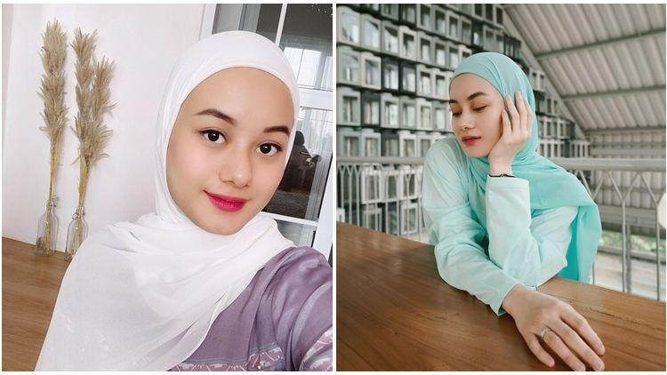 Tips Dan Trik Tampil Percaya Diri Dengan Gaya Hijab Ala Dinda Hauw Penting Nih