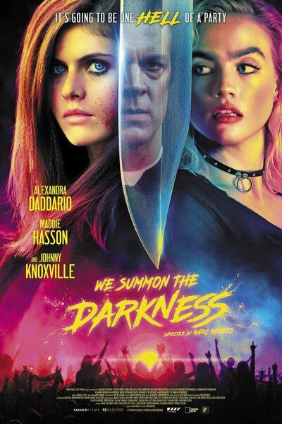 We Summon the Darkness yang dibintangi Alexandra Daddario