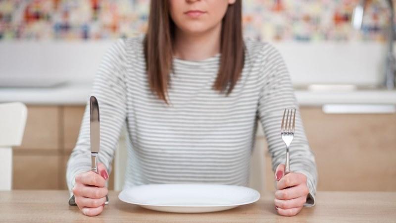 Hungry Woman via BBC