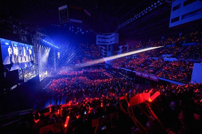 Konser iKON by YG Entertainment