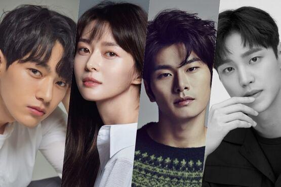 Pemain drama korea secret royal inspector