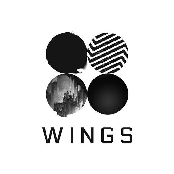 BTS Wings COVER ALBUM