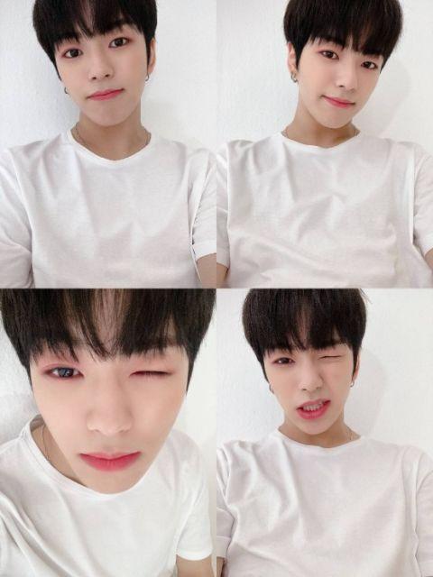 Yoon Jaehyuk Selfie