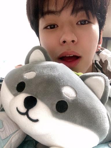 Yoon Jaehyuk Selfie Twitter