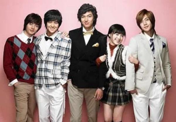 Boys Before Flower