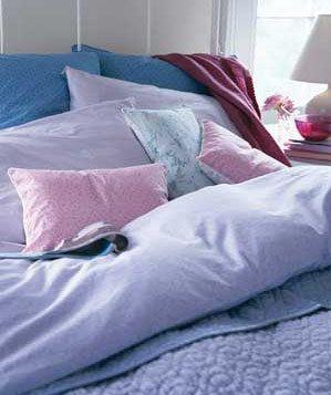 Ilustrasi zona nyaman, Tempat tidur by realsimple.com