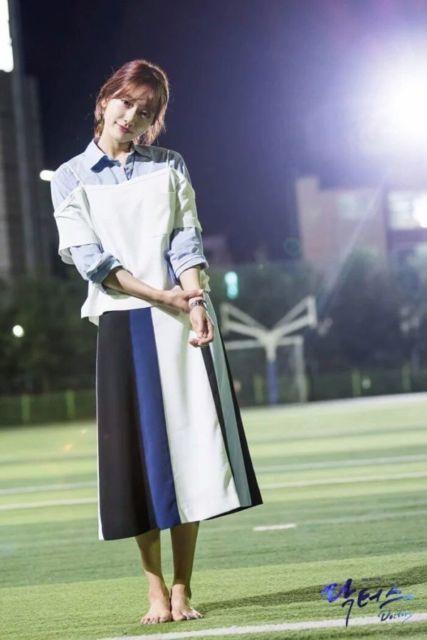 Park Shin Hye Style in Doctors