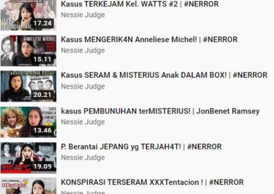 Nessie Judge via youtube.com