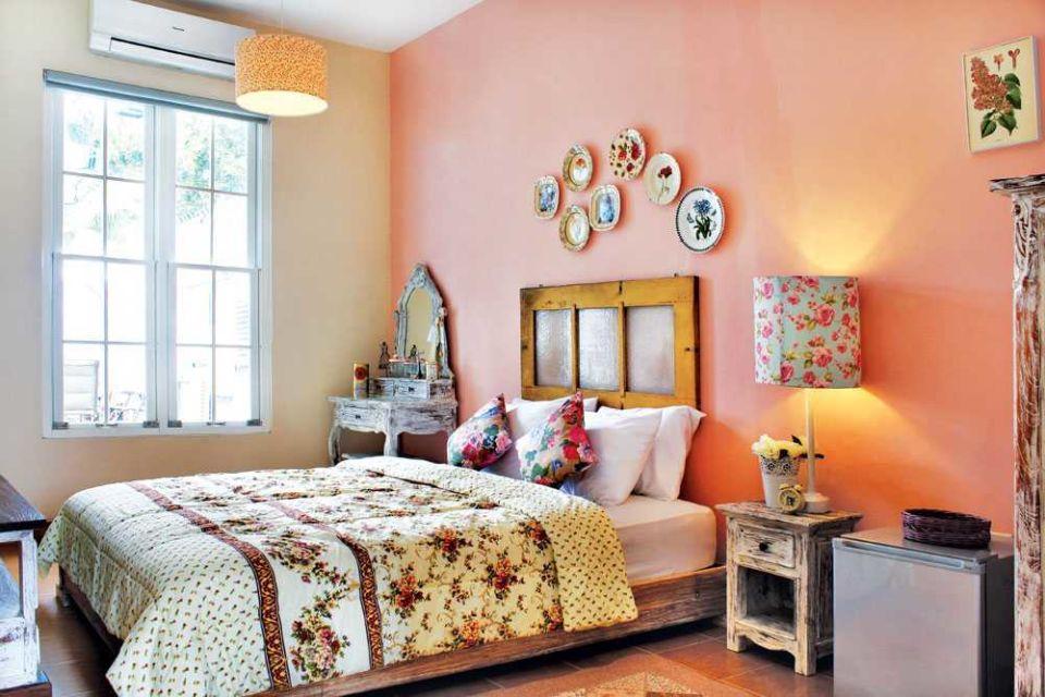 Kamar tidur rumah unik karya Vindo Design