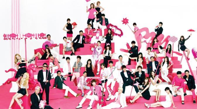 Artis SM Entertainment