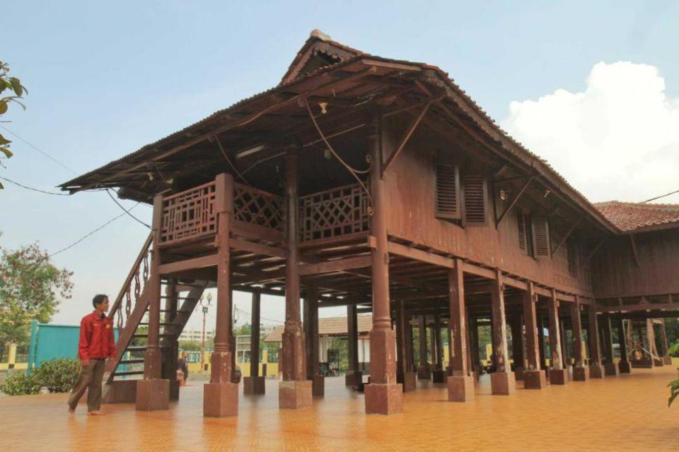 Rumah Si Pitung (Suara.com)