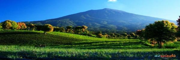 Gunung Kerinci (Photo By: Fajri Arif)
