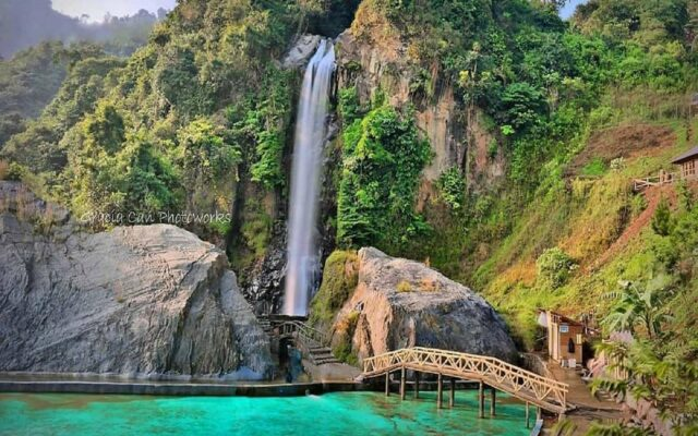 Curug Bidadari (Dewi) via https://travelspromo.com