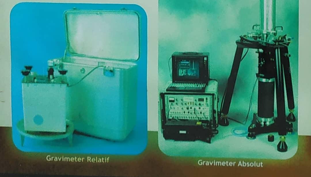 Gravimeter Relatif VS Gravimeter Absolut