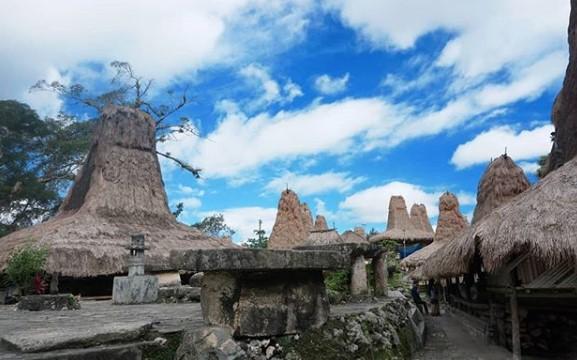 Kampung Tarung, Sumba