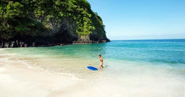 Photo by @Wayan Suadnyana on Harga Tiket Masuk Virgin Beach Karangasem – Pantai Tersembunyi Bali Timur