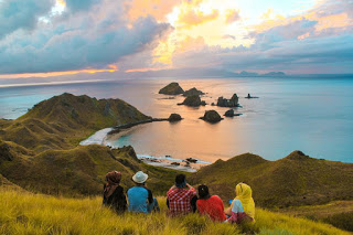 pulau Kelapa Kota Bima