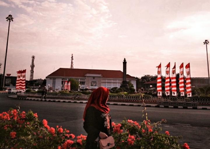 Tugu Muda Semarang / Dok. Pribadi