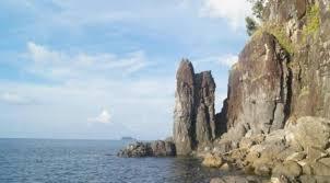 Pantai Pulau Cina