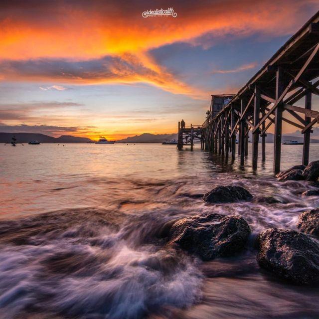 Dermaga Cinta, Banyuwangi, Jawa Timur