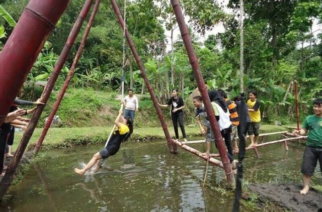 Diindonesiaaja 5 Rekomendasi Desa Wisata Dengan Game Outbound Seru Di Yogyakarta