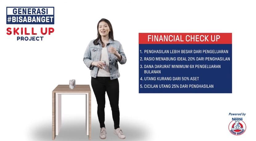 Financial Tips oleh Felicia Putri / Dok. Pribadi