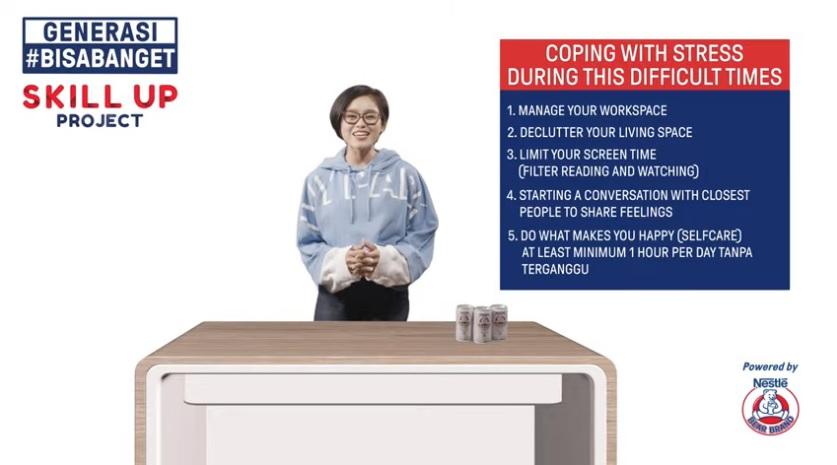 Healthy Tips oleh Petite Diva / Dok. Pribadi