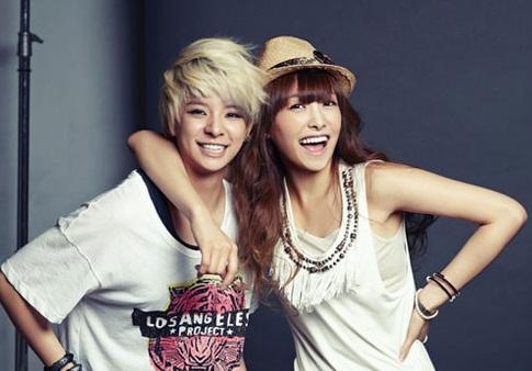 Amber & Victoria F(x)