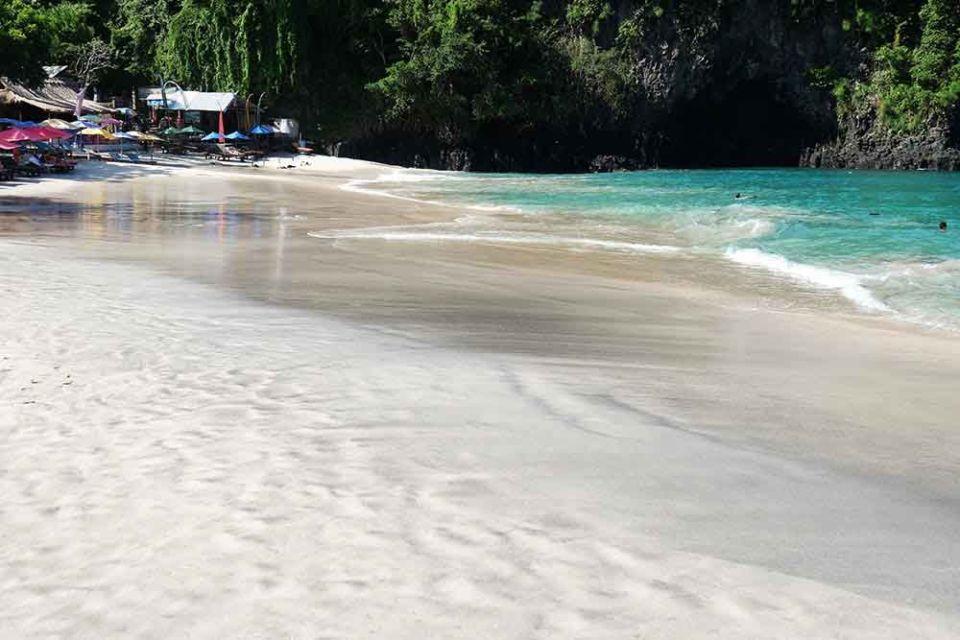 Photo by @Pantainesia-Pantai Virgin, Bali on website