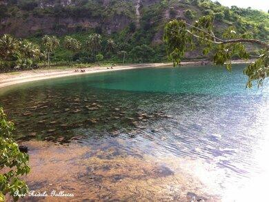 Pantai Oi Fanda Bima NTB cedit Image: Suci ridala saleries