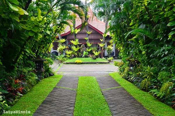 Museum di Tengah Kebun Jakarta
