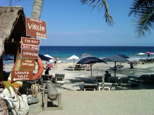 Photo by @Snorkeling Murah Cuma 35 Ribu di Virgin Beach Karangasem on website