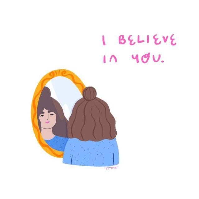 Sayangi dirimu sendiri