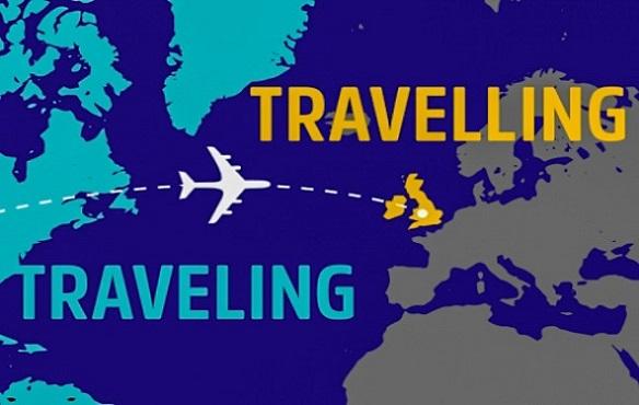 Ilustrasi traveling website