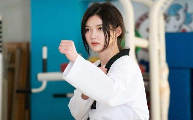 karate kim yoo jung