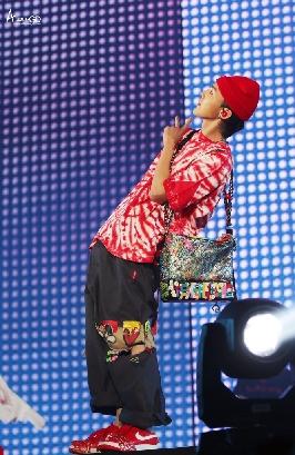 G-Dragon Act M.O.T.T.E III Thailand
