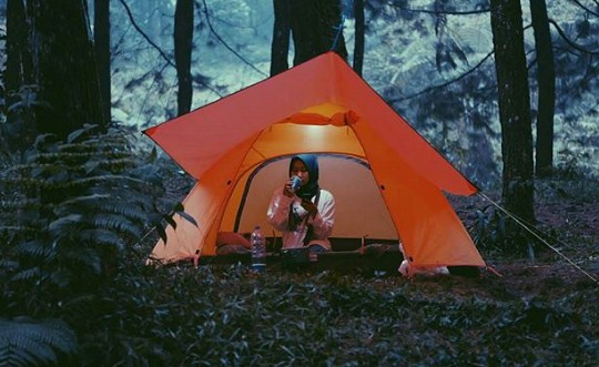 Gunung Bunder, Wisata Camping Yang Populer di Bogor