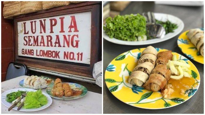Lumpia Gang Lombok Semarang by Travel Tribun News