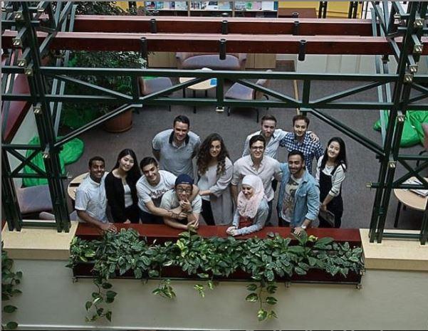 Kelas internasional by Study in Szeged
