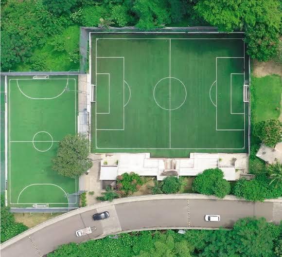 Lapangan serenia