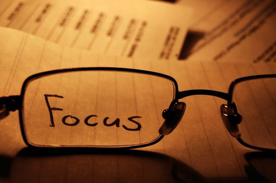 Fokus Untuk Mencapai Target