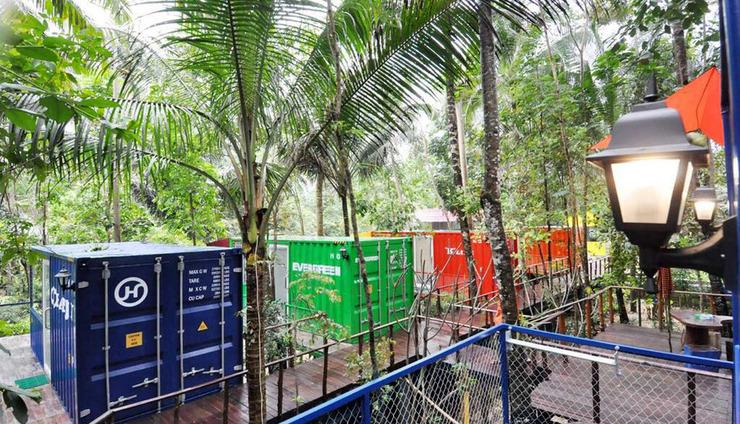 HAU Eco Lodges Citumang Pangandaran