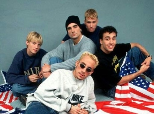 photo by @Backstreetboys on Instagram