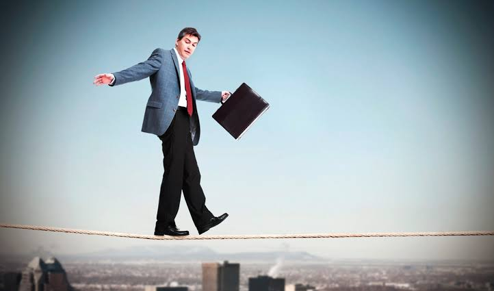 Berani melangkah dan mengambil risiko