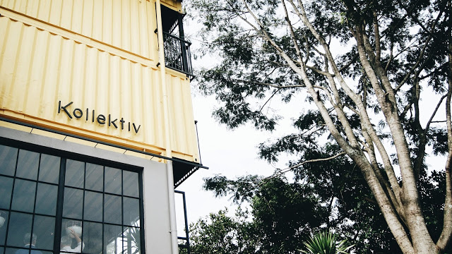 Kollektiv hotel kontainer