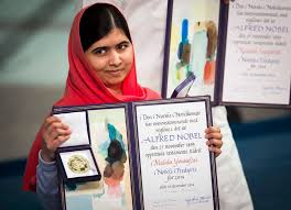 Photo of Malala Yousafzai on journal.sociolla.com