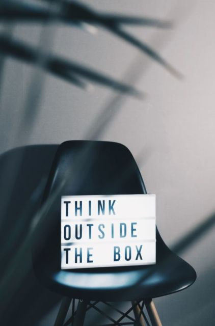 be different and confident Photo by Nikita Kachanovsky on Unsplash.com