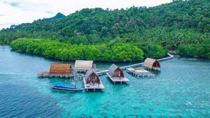 Maldives nya Indonesia di Pahawang